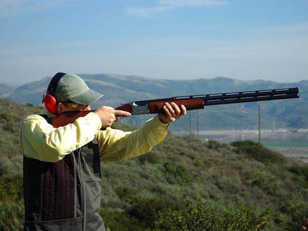 Clay Pigeon Shooting in Ireland