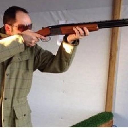 Clay pigeon shooting warrington