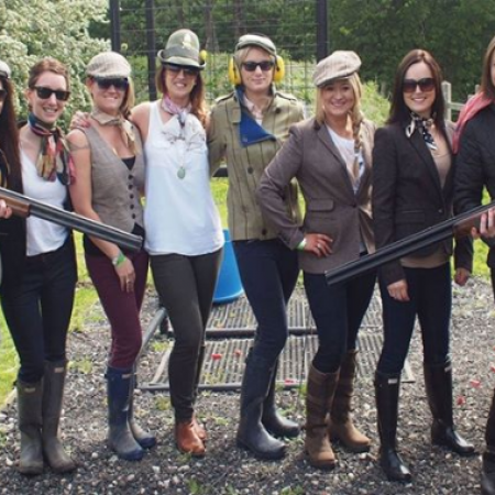 Clay Pigeon Shooting Lea Marston, West Midlands