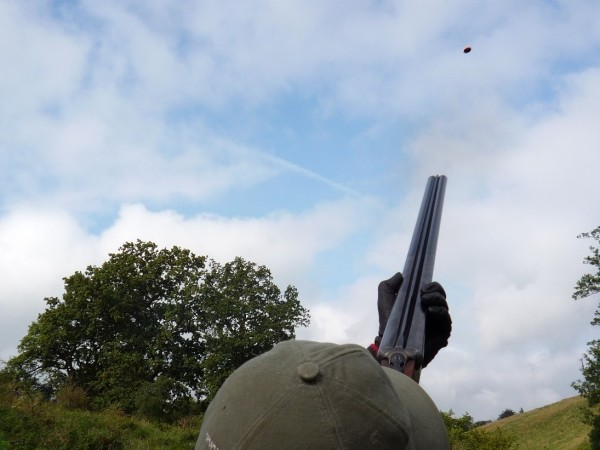 Clay Pigeon Shooting Masham, North Yorkshire, North Yorkshire