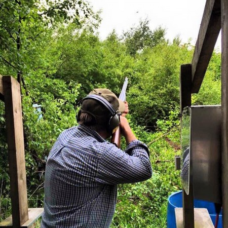 Clay Pigeon Shooting Kirkcaldy, Fife, Fife